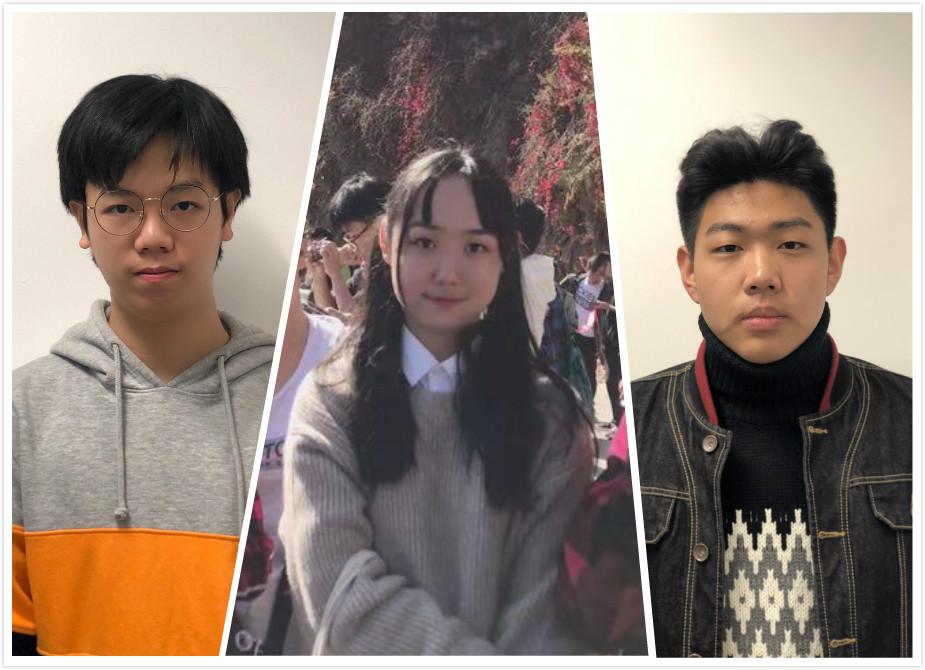 喜报丨热烈祝贺我校高雅等3位同学被美国高中预录取